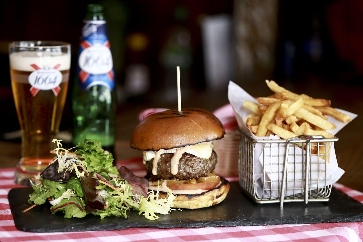 Le Baratin Burger