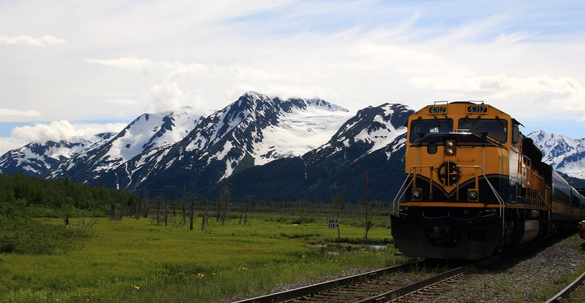 The Most Scenic Train Routes In The U S Curbed