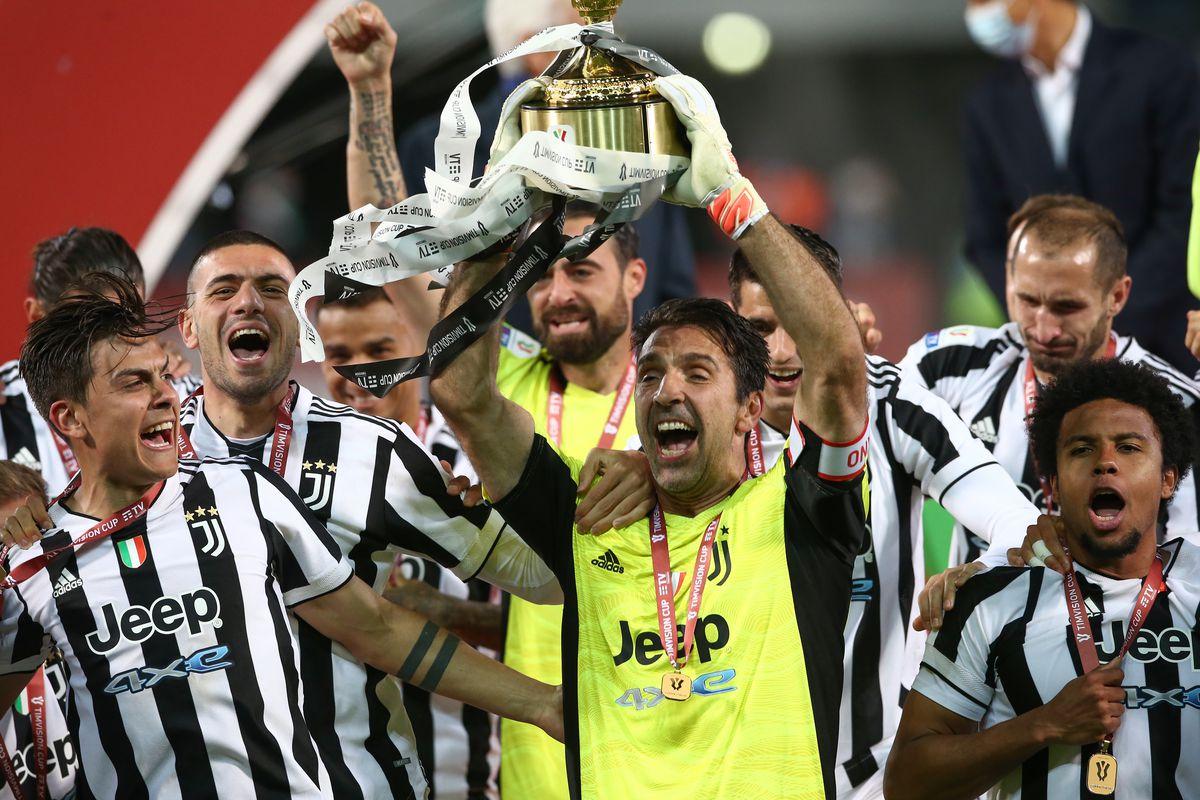 Juve defeat Atalanta for 14th Coppa Italia crown - Black & White & Read All  Over