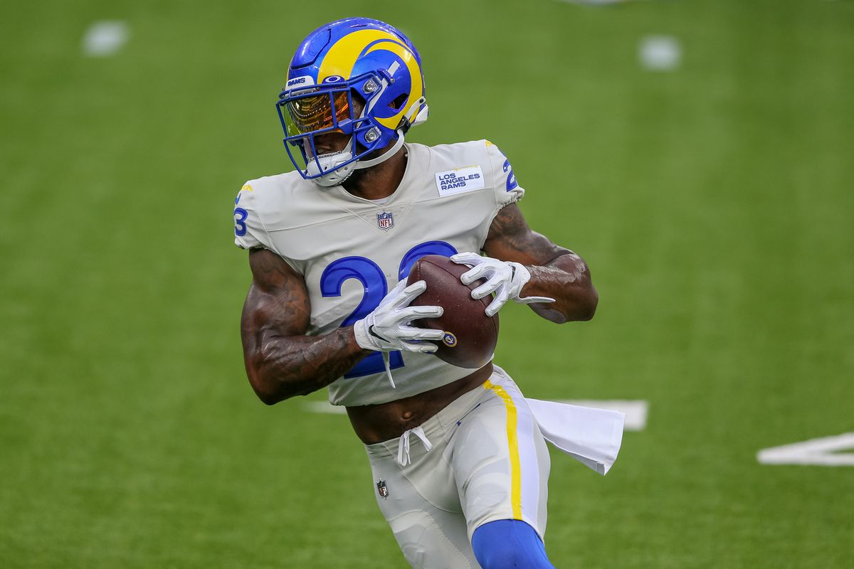 NFL: AUG 22 Rams Scrimmage