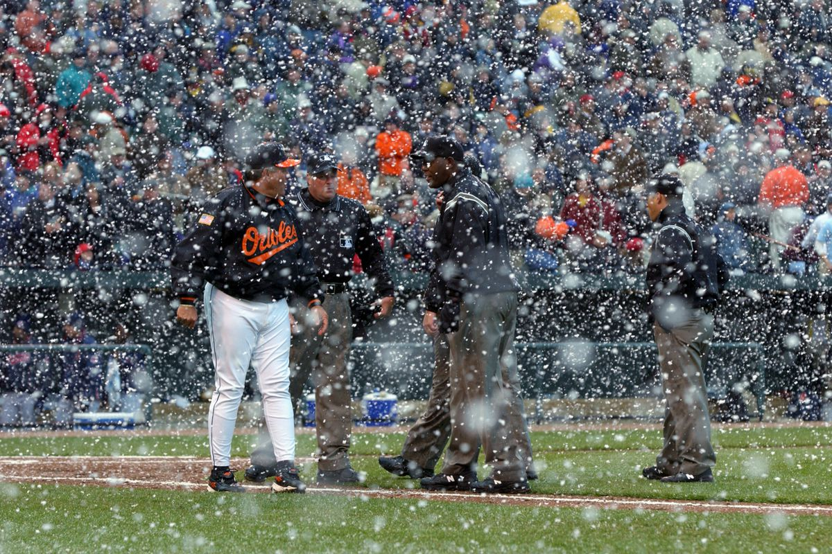 I'd imagine it would be pretty hard to play a game at OPaCY today.