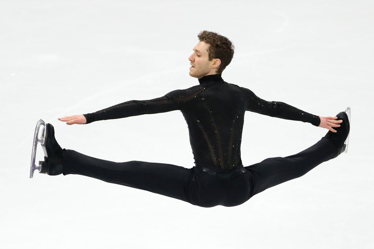 Jason Brown at an event in March in Sweden.