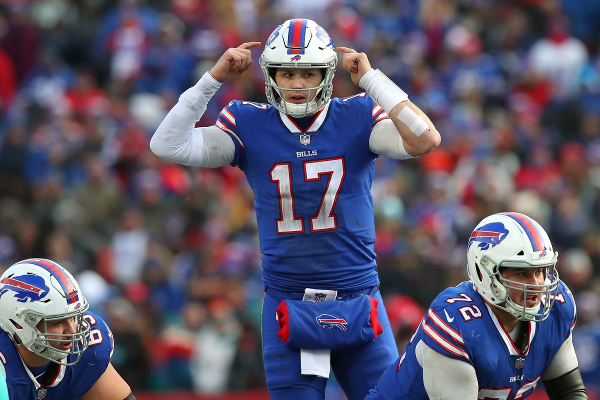 factory authentic 42b6b 81518 Buffalo Bills fantasy football recap, Week 17: Josh Allen is ...
