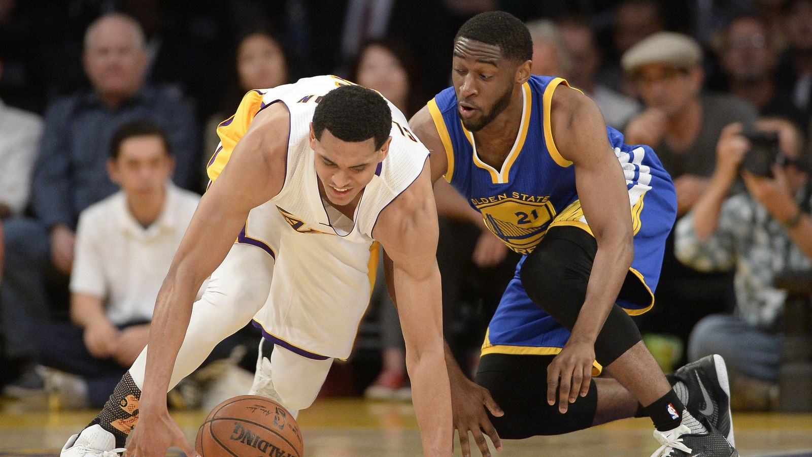 A very special running diary of Lakers-Dubs