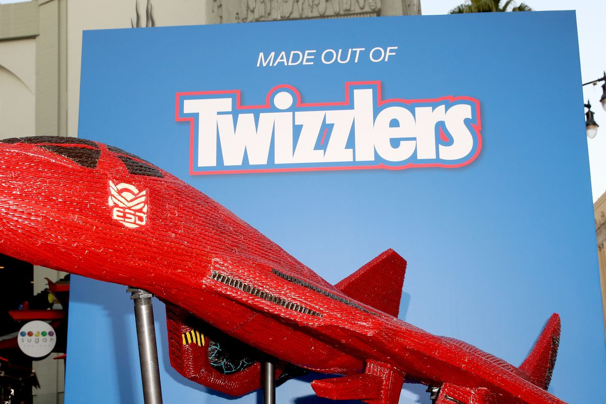 Twizzlers Is Ready For Battle At Fox's 'Independence Day: Resurgence' Screening With Vivica A. Fox At TCL Chinese Theatre