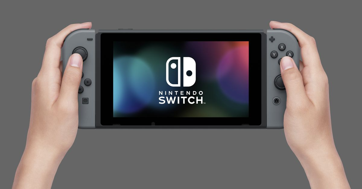 Nintendo teases reveal for 'new interactive experience' on Switch