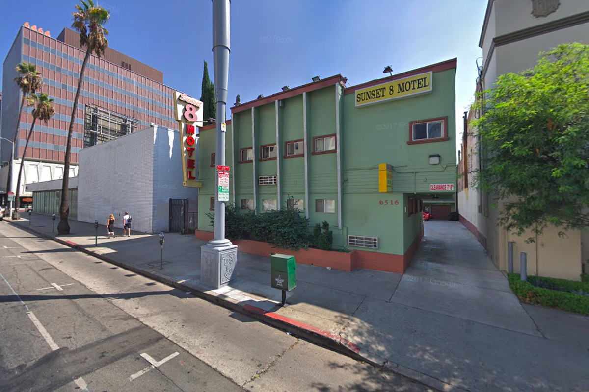 aids healthcare foundation buys hollywood motel will create low
