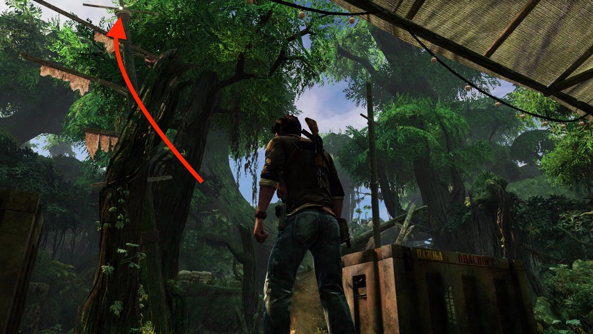 Uncharted 2: Among Thieves guide 'The Dig' treasure locations