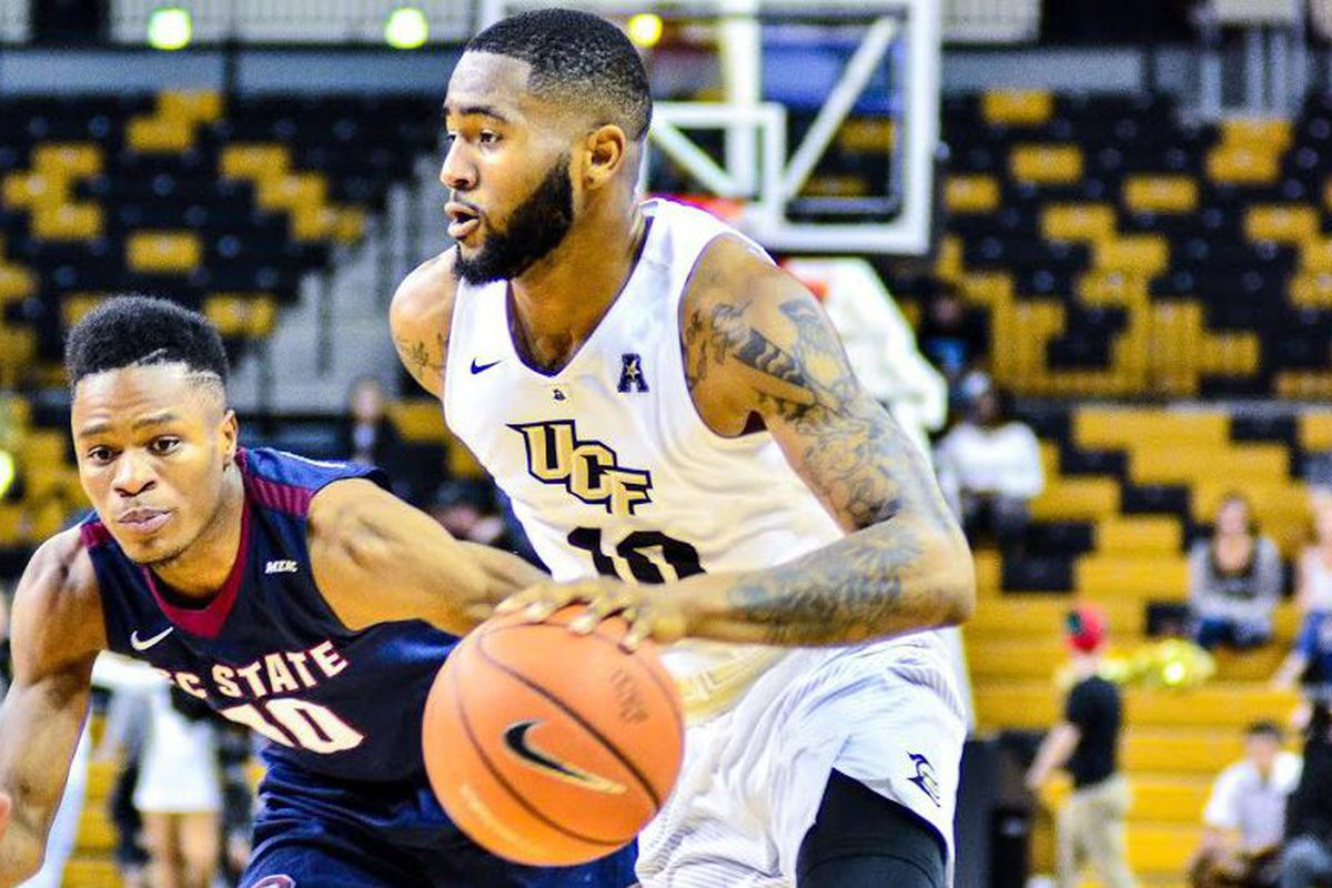 Junior guard Dayon Griffin knows how much the Knights need a victory over the UConn Huskies tonight.