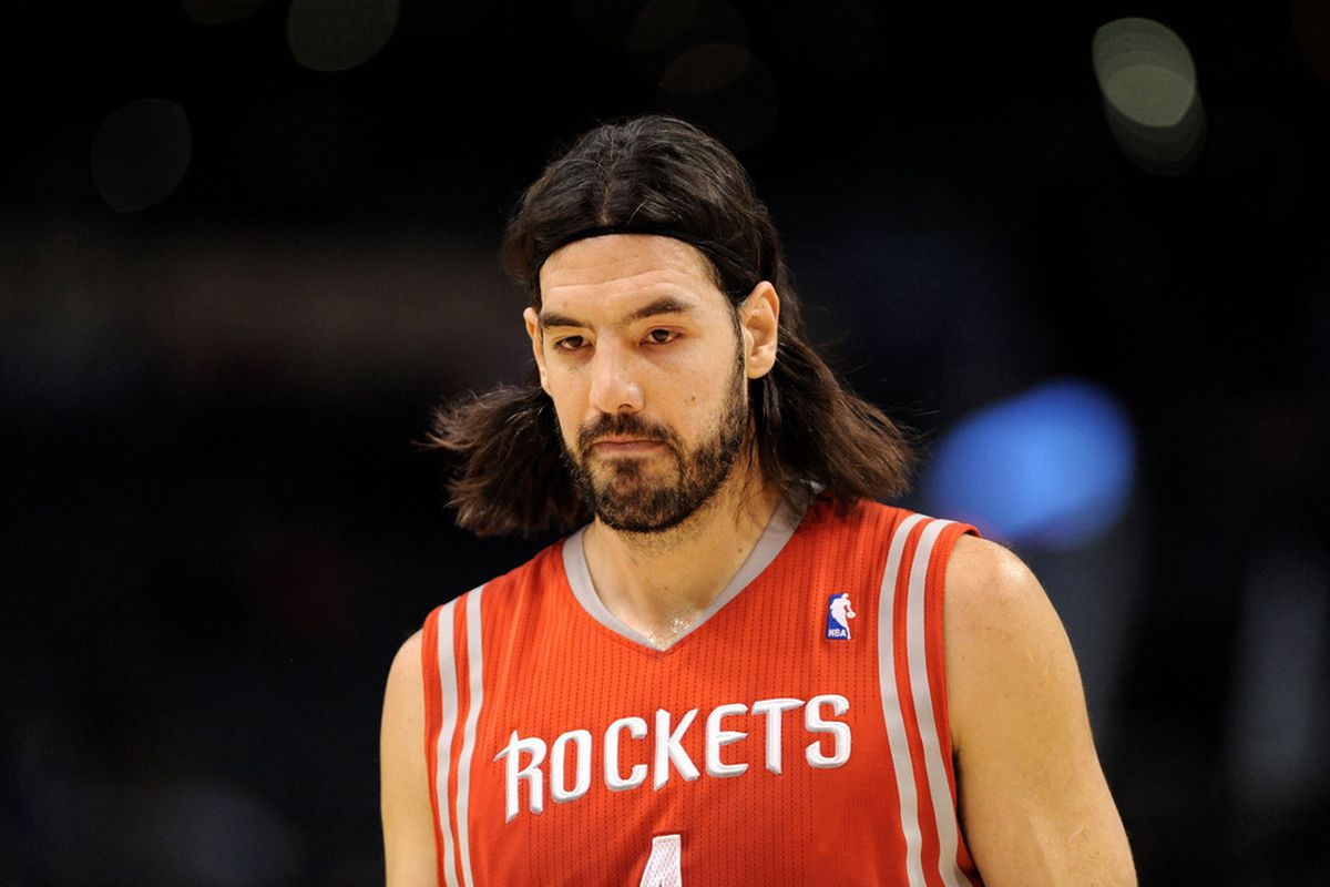 Luis Scola's Hair has been named to the All-NBA First Mane Team.