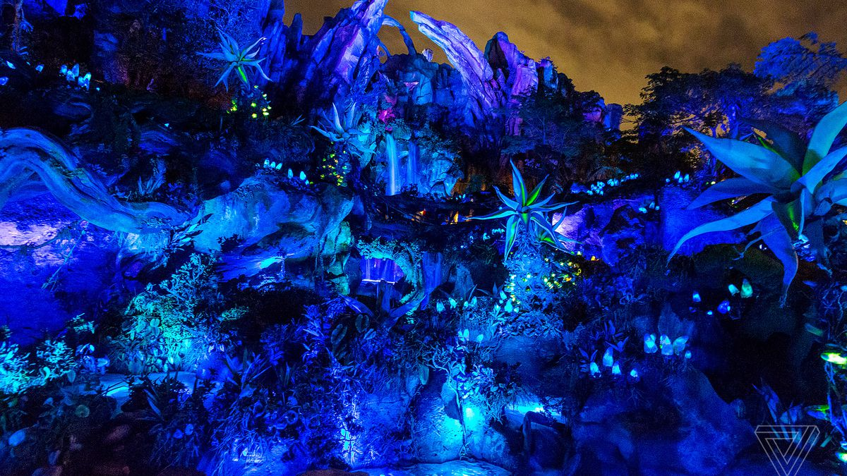 Visiting Pandora A Photo Tour Of Disneys New Avatar Land