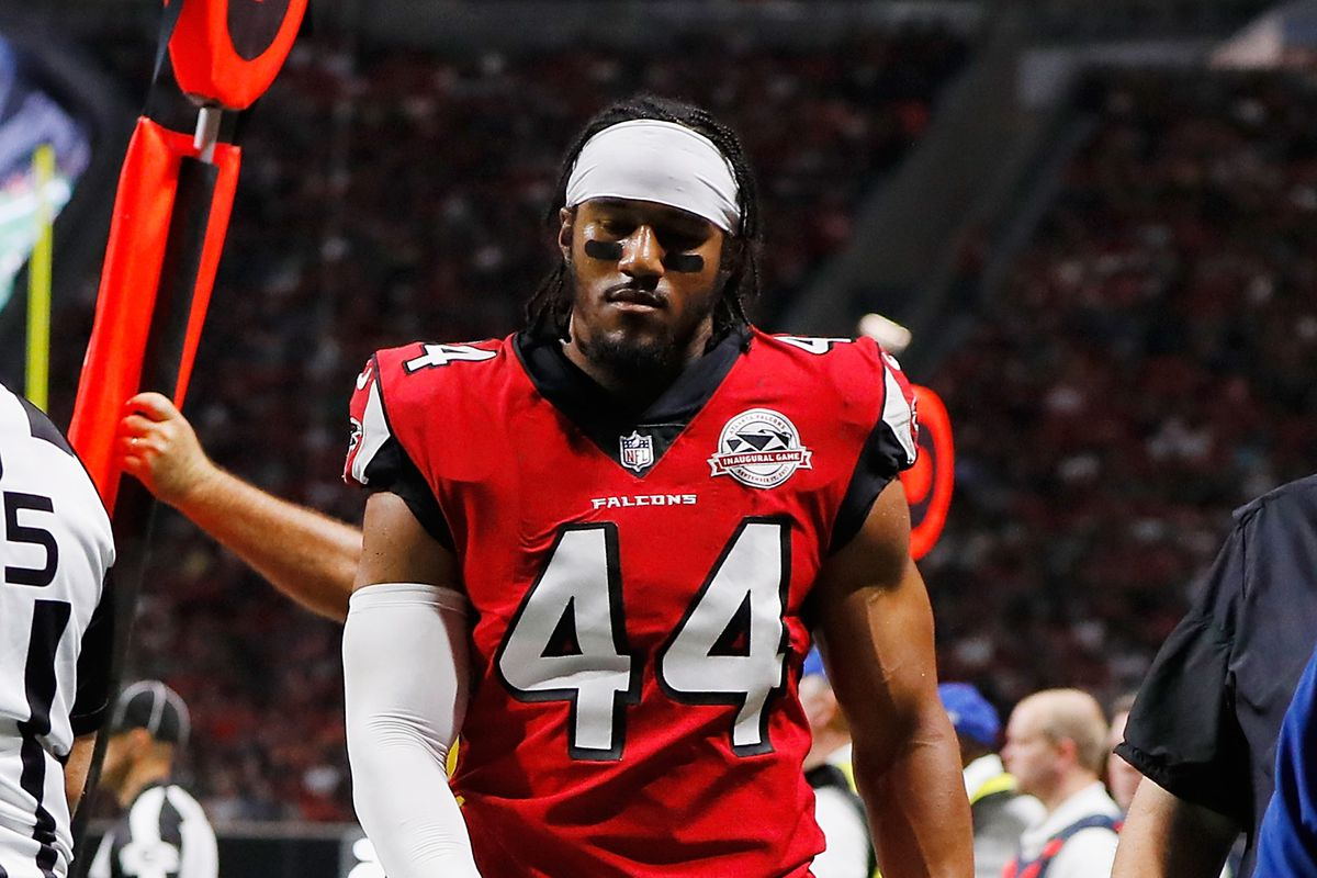 Vic Beasley Ryan Schraeder ting close to returning per Dan