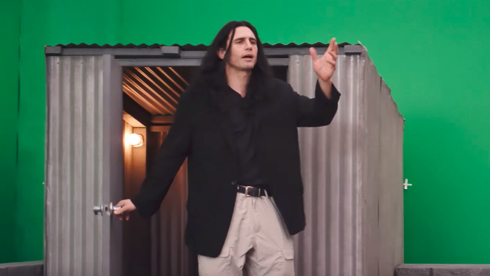 Watch the first trailer for The Disaster Artist, the movie about The Room