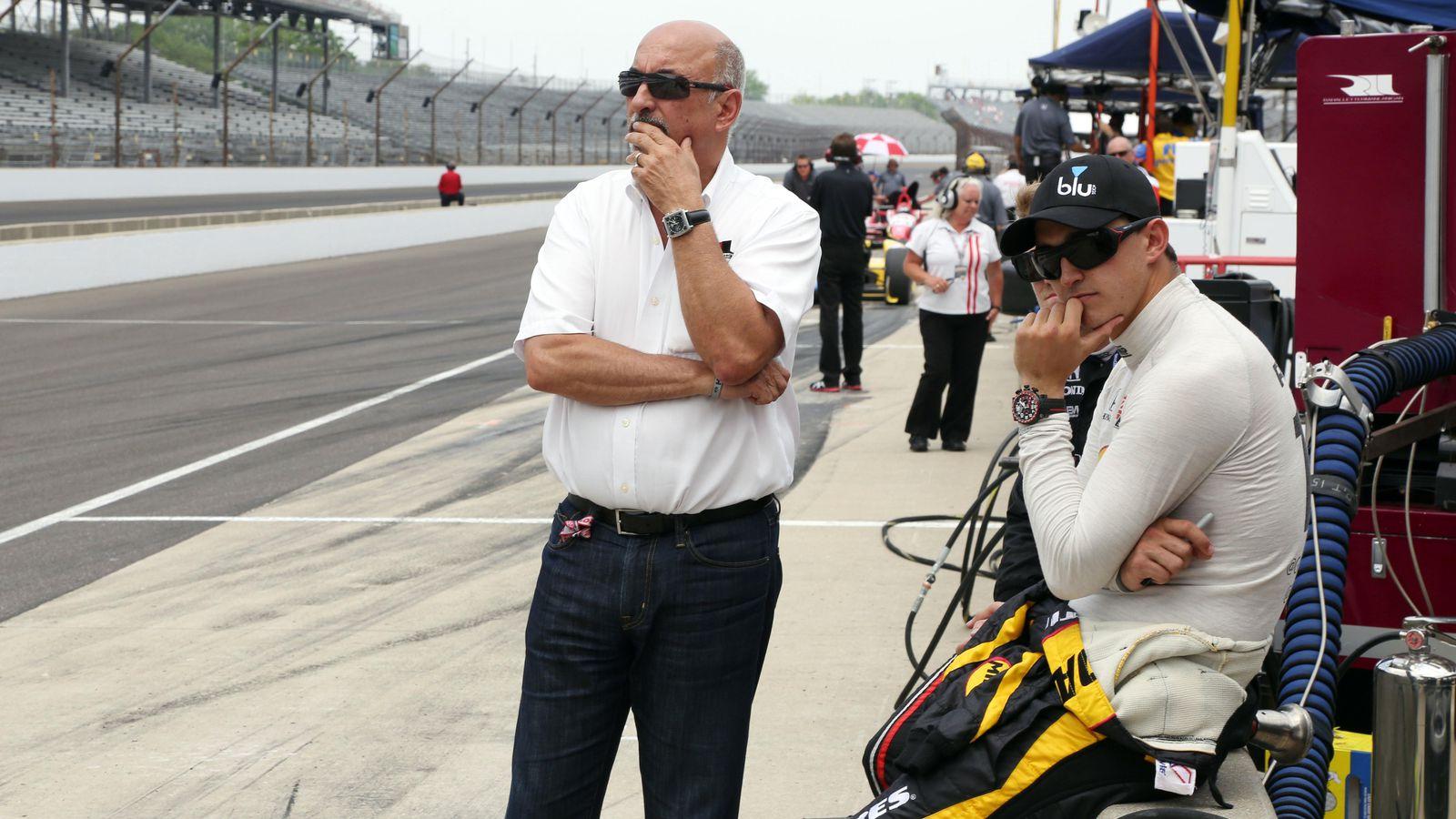 格雷厄姆·拉哈尔(Graham Rahal):Turbo在印第安纳波利斯(Indianapolis)的统治优于雪佛兰