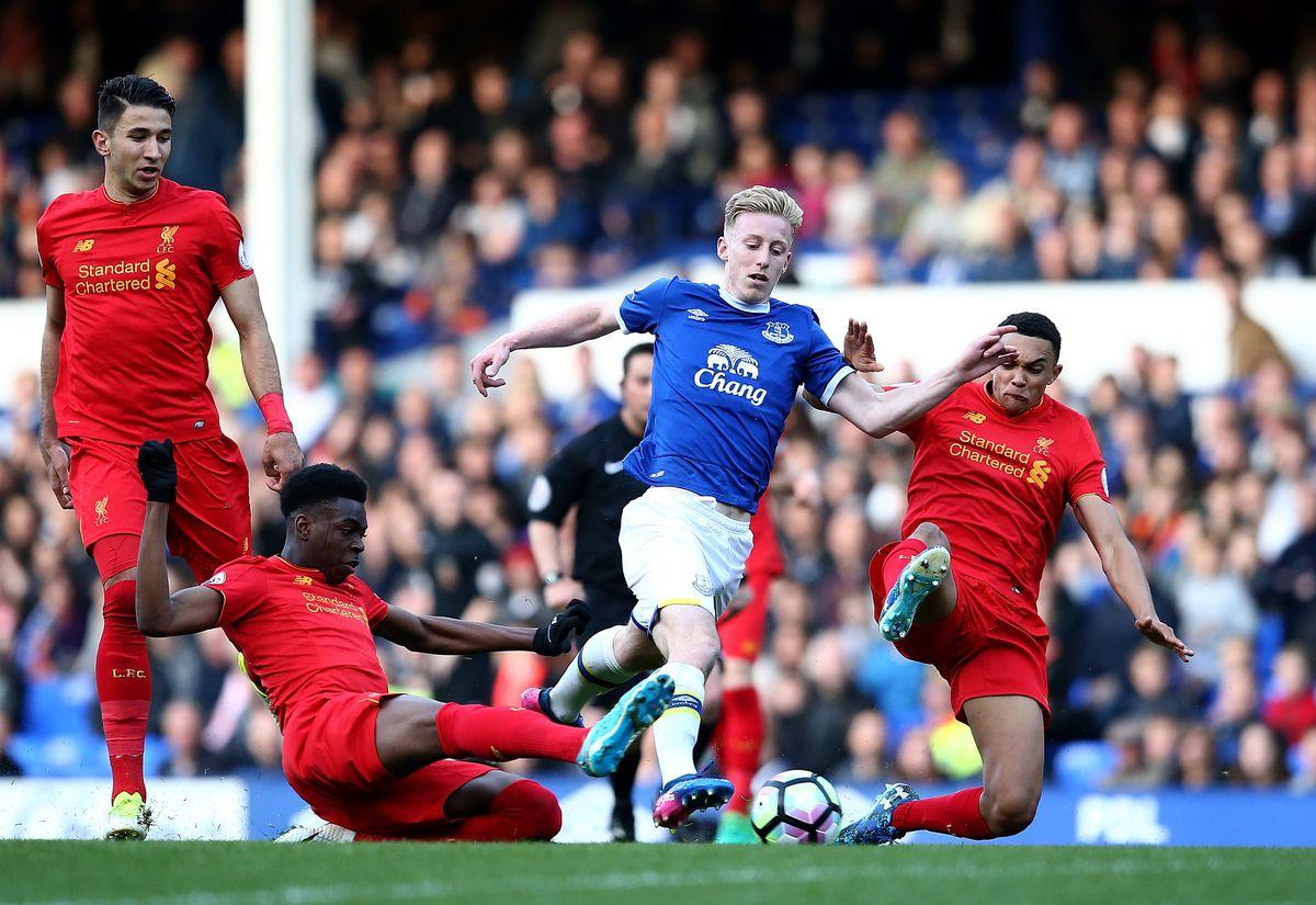 Everton v Liverpool: Premier League 2