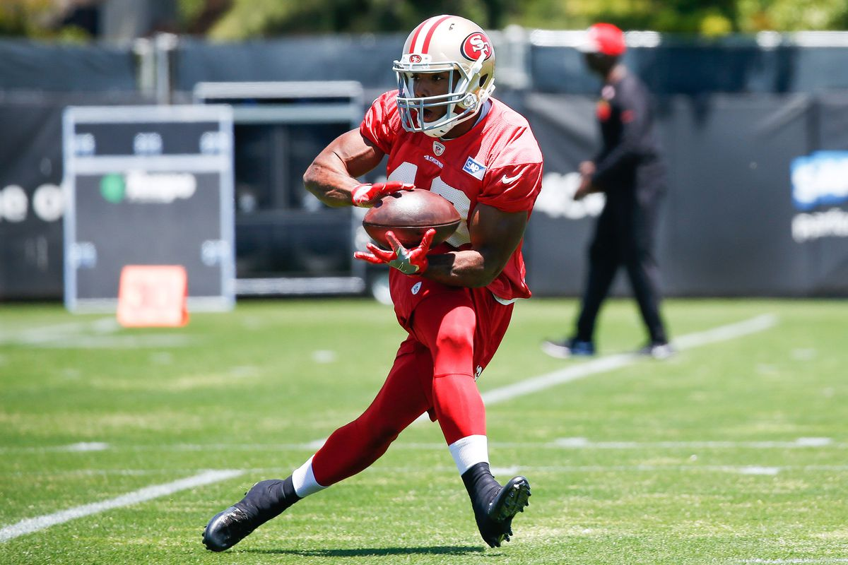 finest selection ebf56 f86bd Matt Breida is our future - Niners Nation