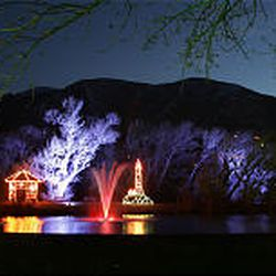 The Spanish Fork Festival of Lights opens Thanksgiving day at 6 p.m.