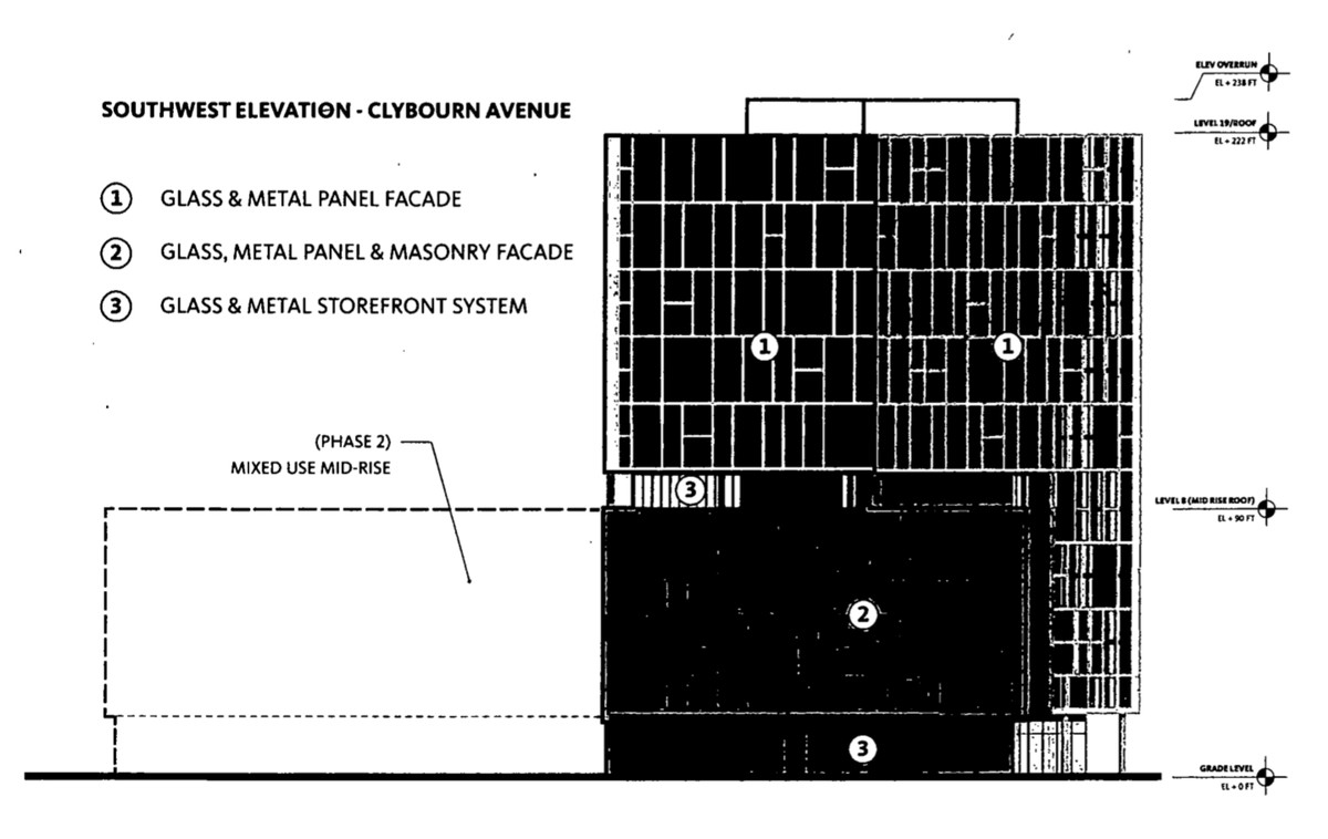 19 Story High Rise In The Works For Former Cabrini Green Site Curbed Chicago