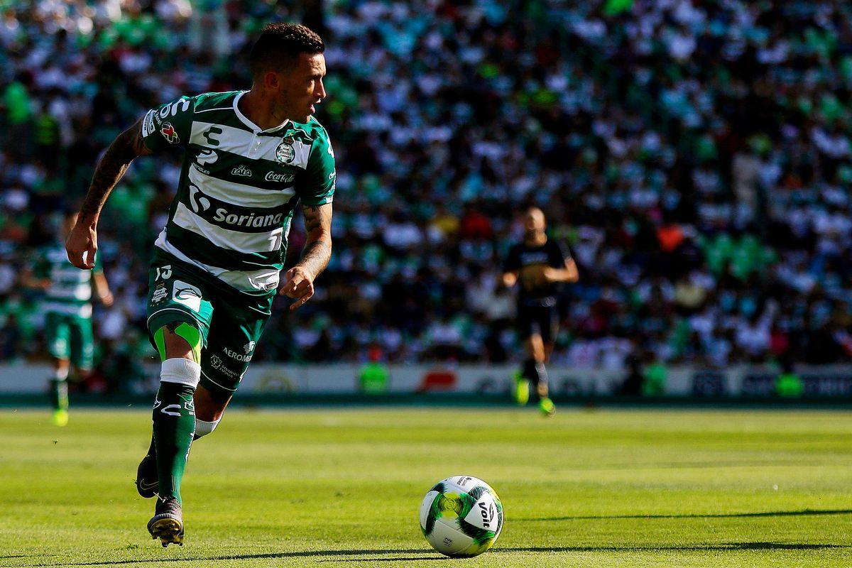Santos Laguna v Pumas UNAM - Torneo Clausura 2019 Liga MX