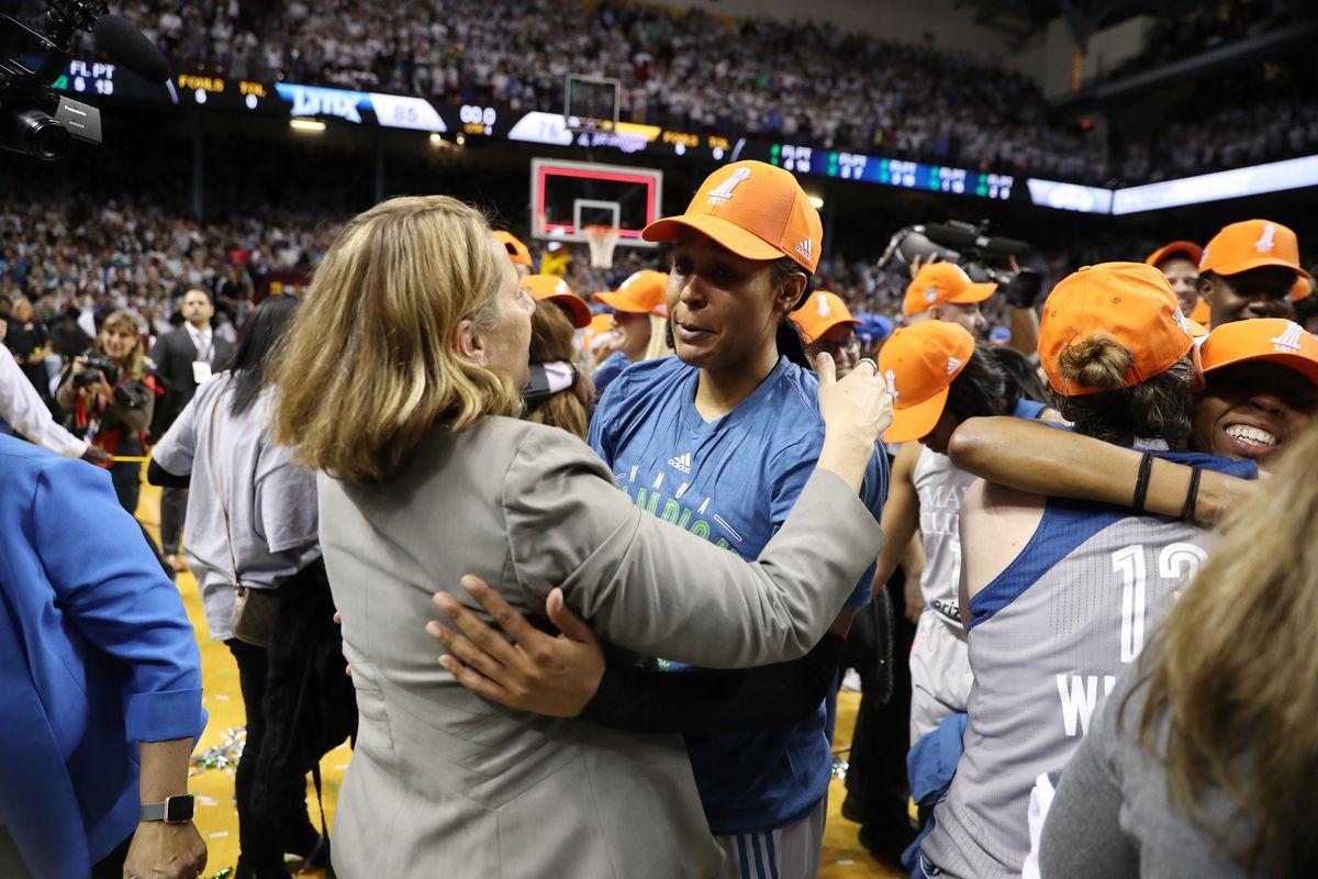 WNBA Finals G5 - Los Angeles Sparks v Minnesota Lynx