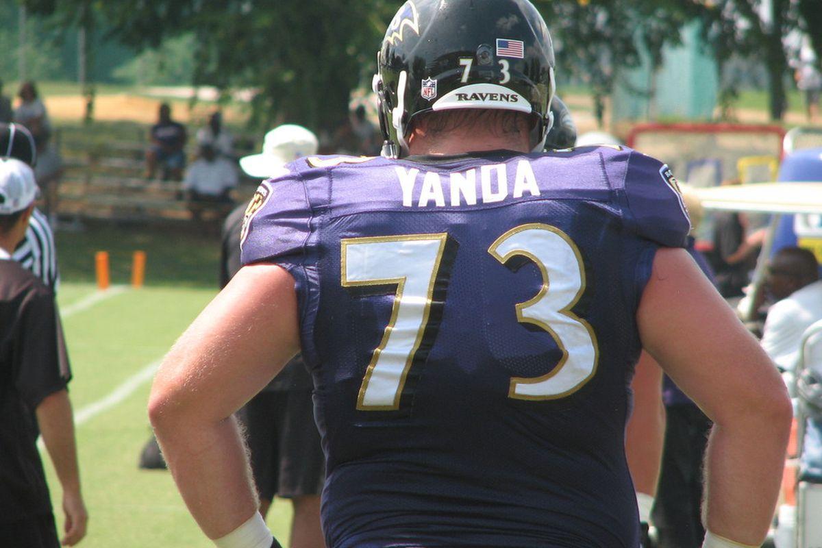 Marshal Yanda Got Tasered Baltimore Beatdown