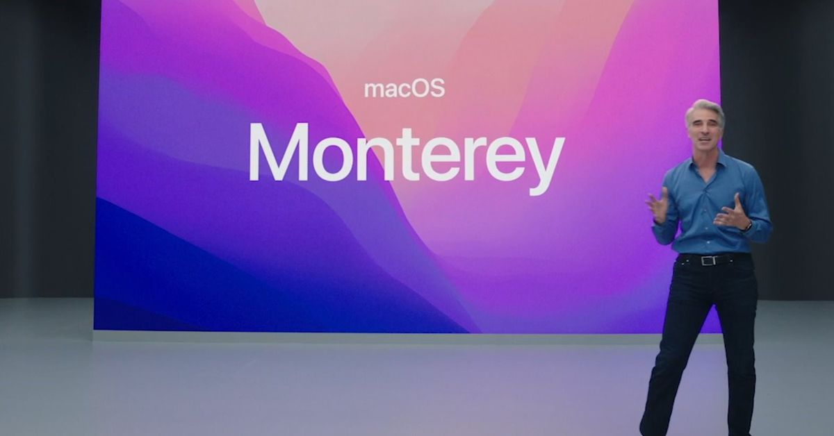 macOS Monterey lets you run Shortcuts and share input between Macs and iPads – The Verge