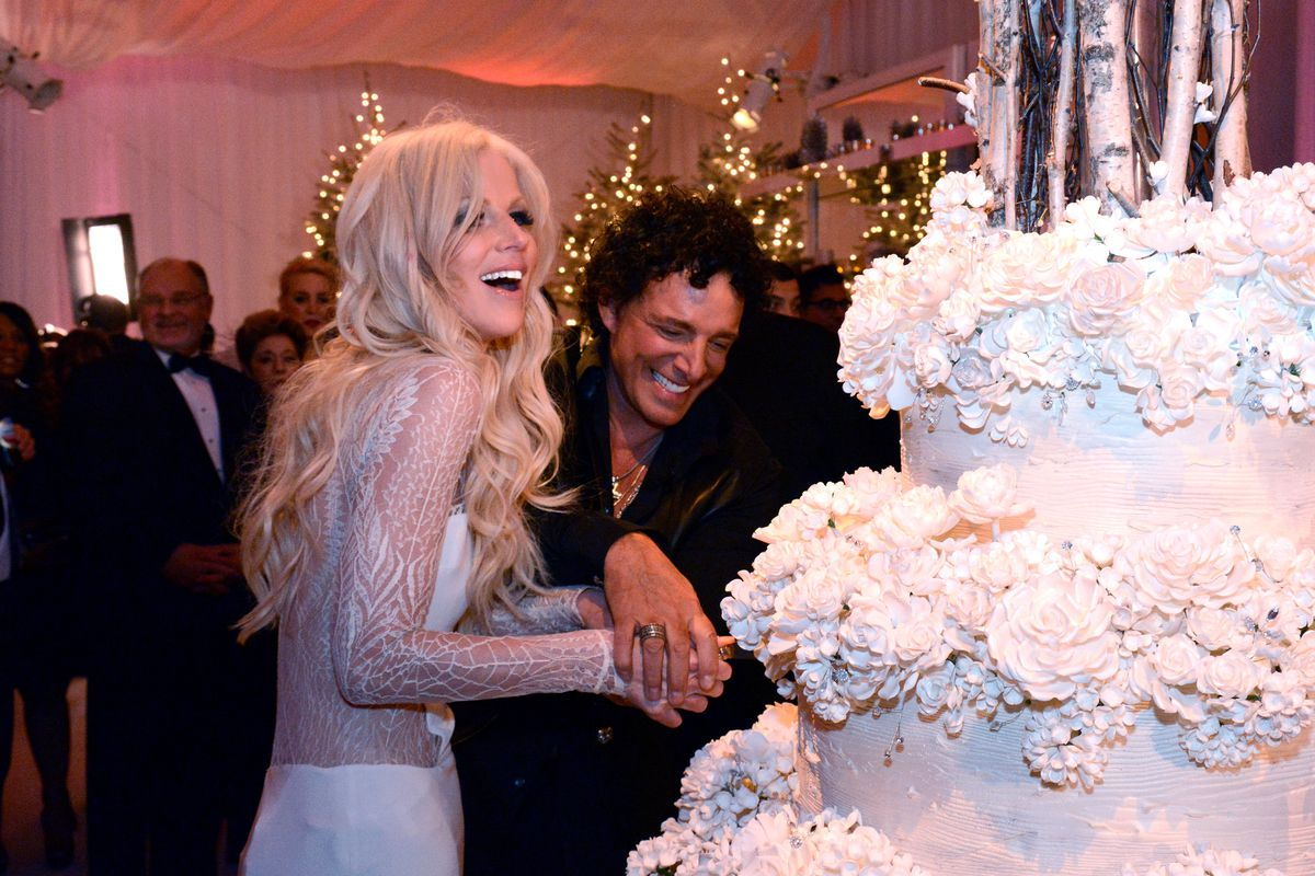 Michaele and Neal Schon. Photo: Getty