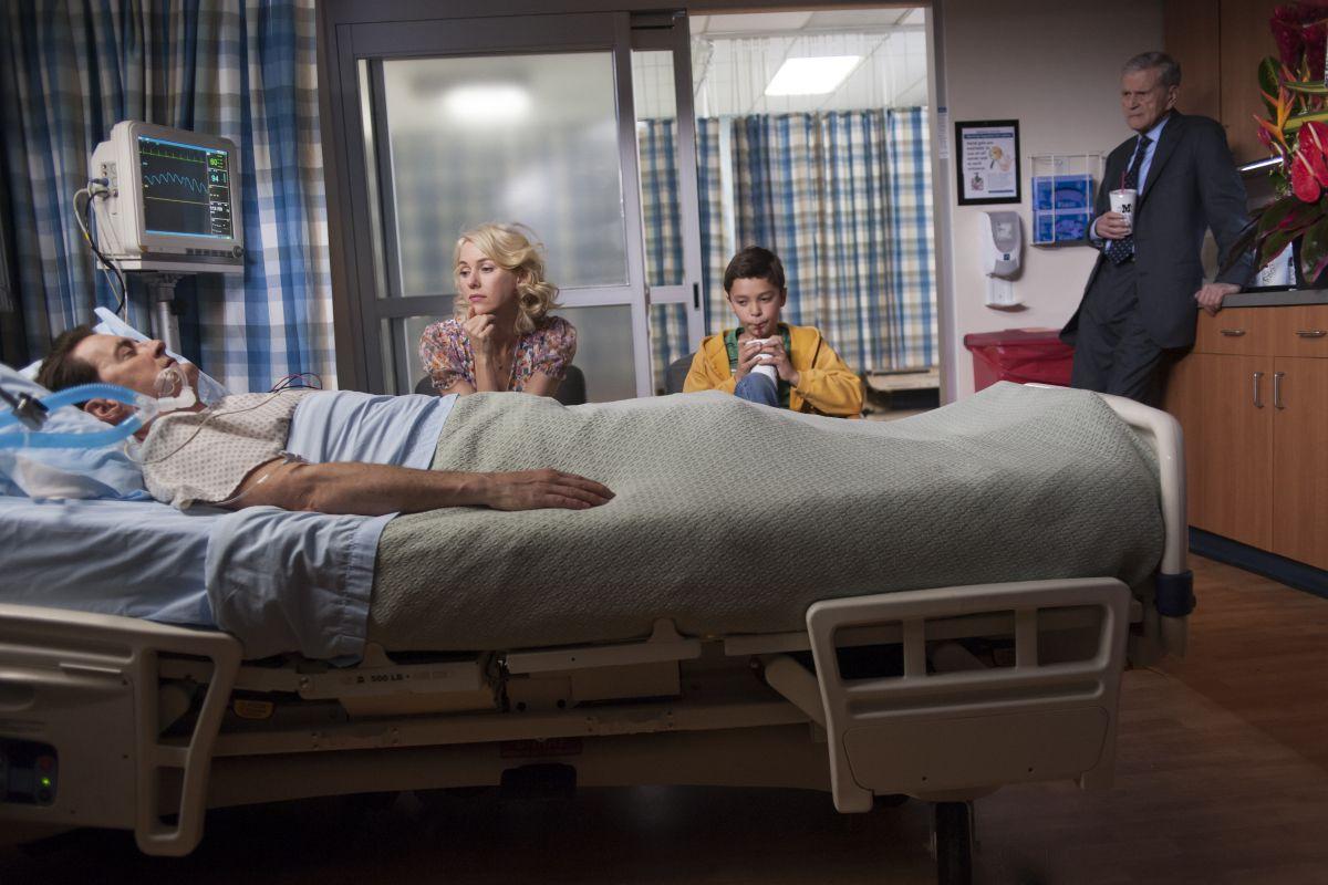 Kyle McLachlan in Twin Peaks: The Return