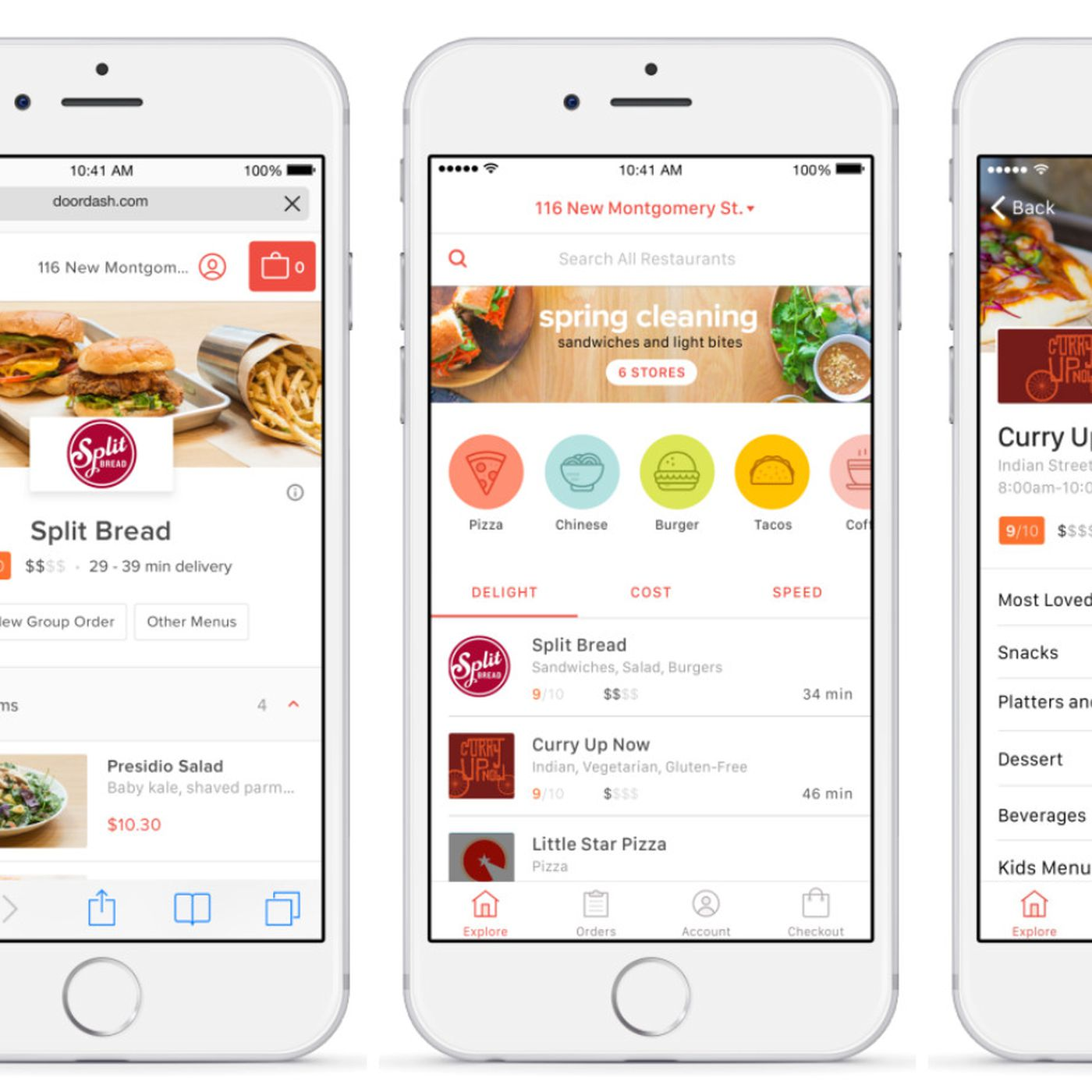 Delivery Doordash Steps Into Yelp S Turf With New Objective Restaurant Ratings