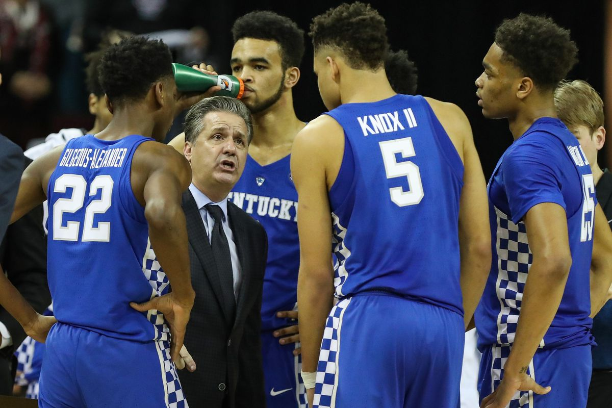 What S Wrong With Kentucky: Kentucky Basketball: Breaking Down The Wildcats' Struggles