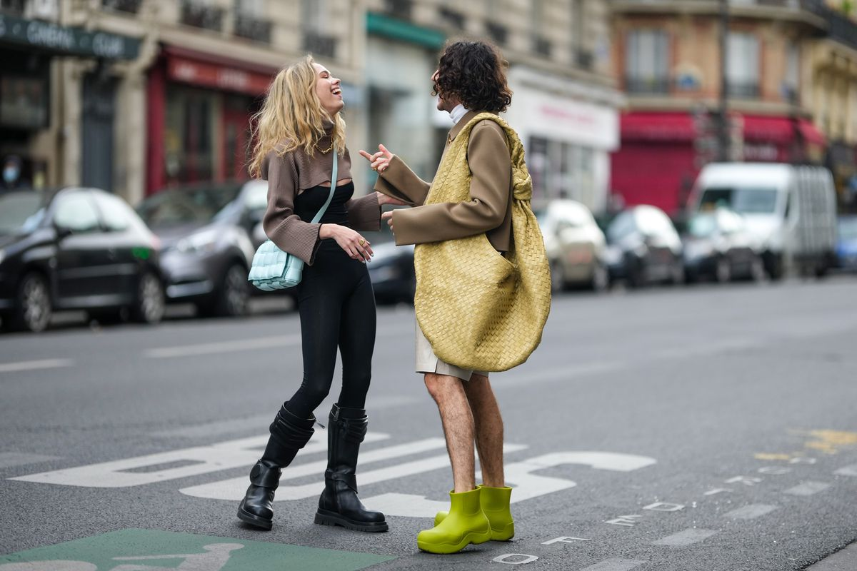 Fashion Photo Session In Paris - May 2021