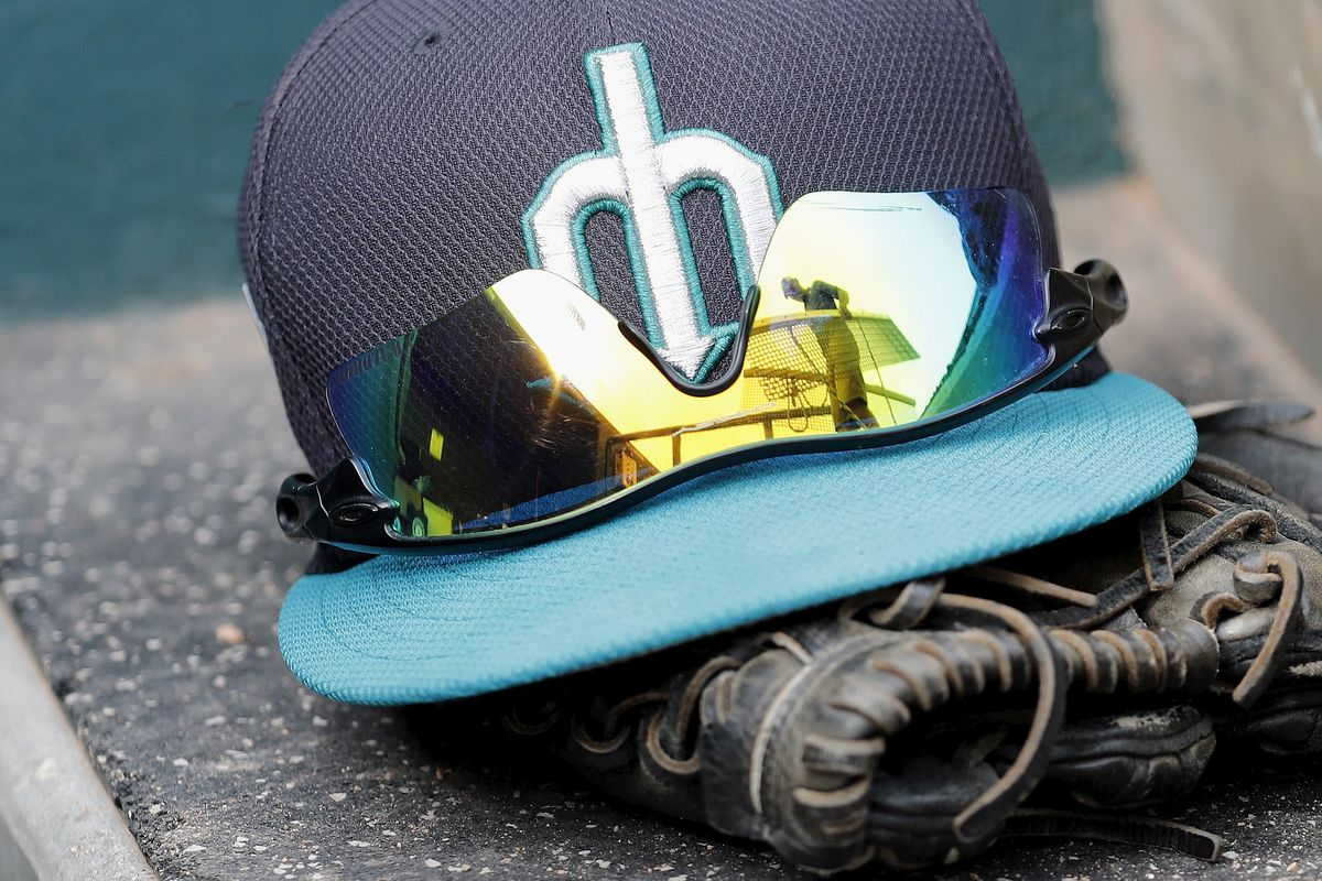 Seattle Mariners hat (GettyImages)