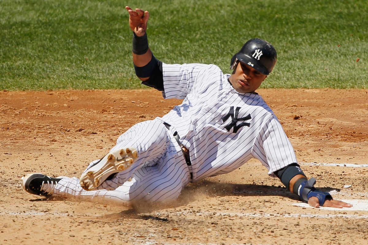 The Yankees have been getting their fair share of hits with runners in scoring position, but actually pushing runs across the plate in those instances has proven more difficult.