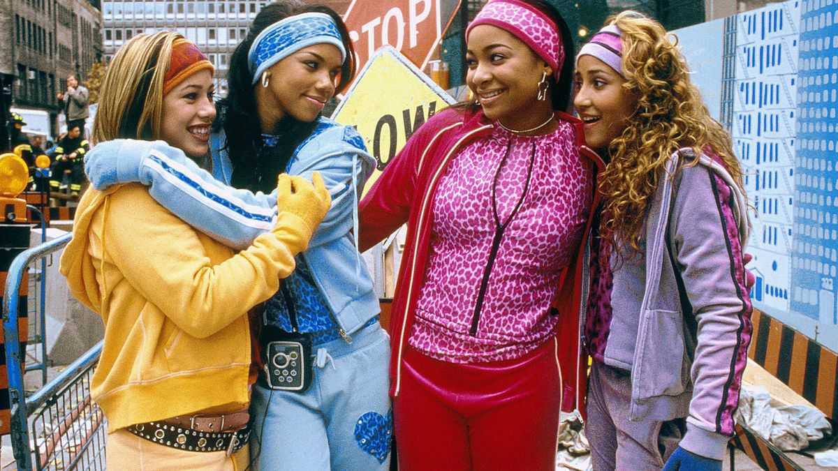 the cheetah girls walk an nyc block