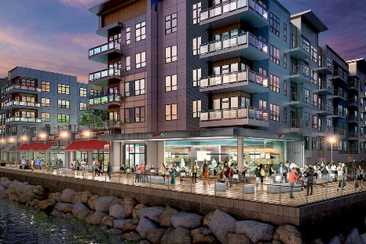New Apartments Marina Bay Quincy