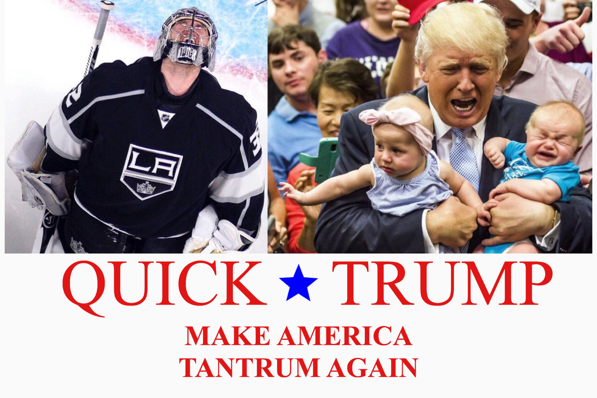 kings trump quick