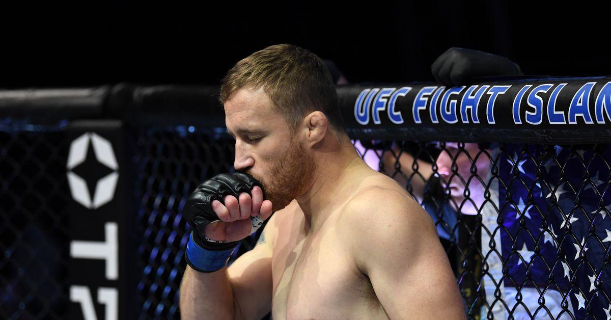 Justin Gaethje vs. Michael Chandler in works for UFC 268