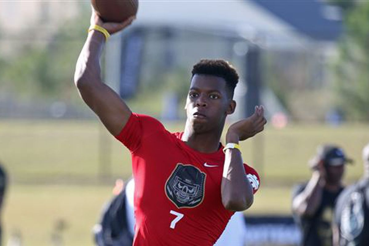 N'Kosi Perry is a quarterback unlike any other for the Canes