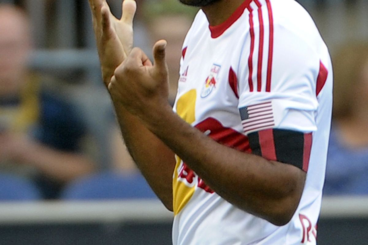Thierry Henry has been the face of the New York Red Bulls since his transfer from FC Barcelona in 2010