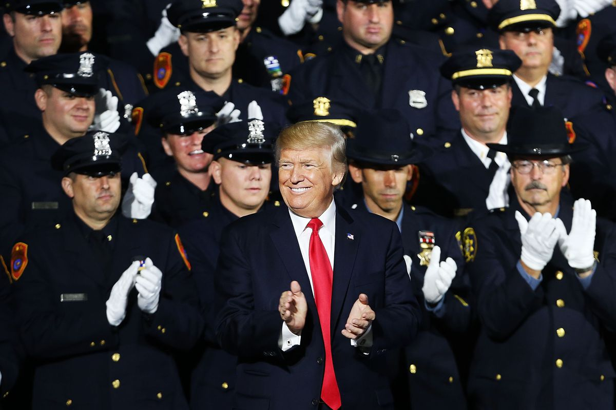 Why Trump's Suggestions To Police Worried Some