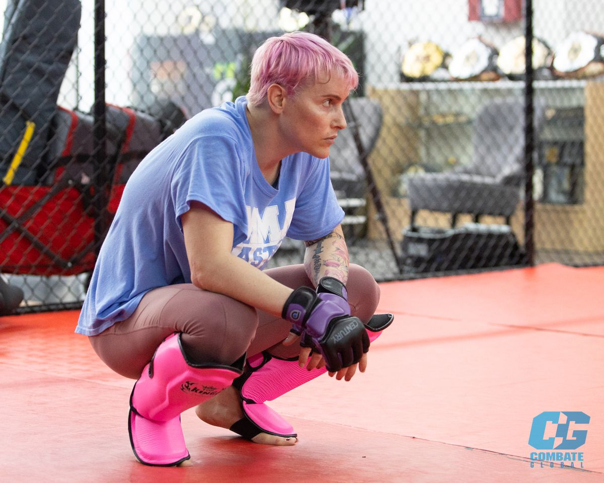 Trans MMA rookie McLaughlin readies for pro Combate Global debut - Outsports