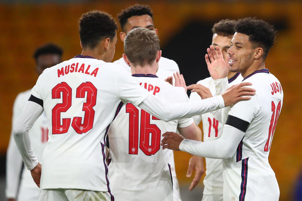 England U21 v Albania U21 - UEFA Euro Under 21 Qualifier