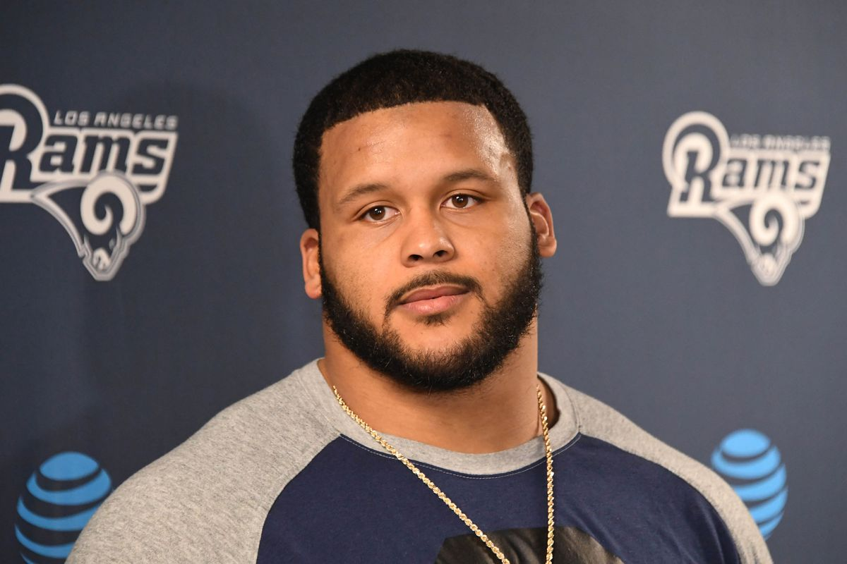 Colts News Update Rams Star Aaron Donald Not At Practice