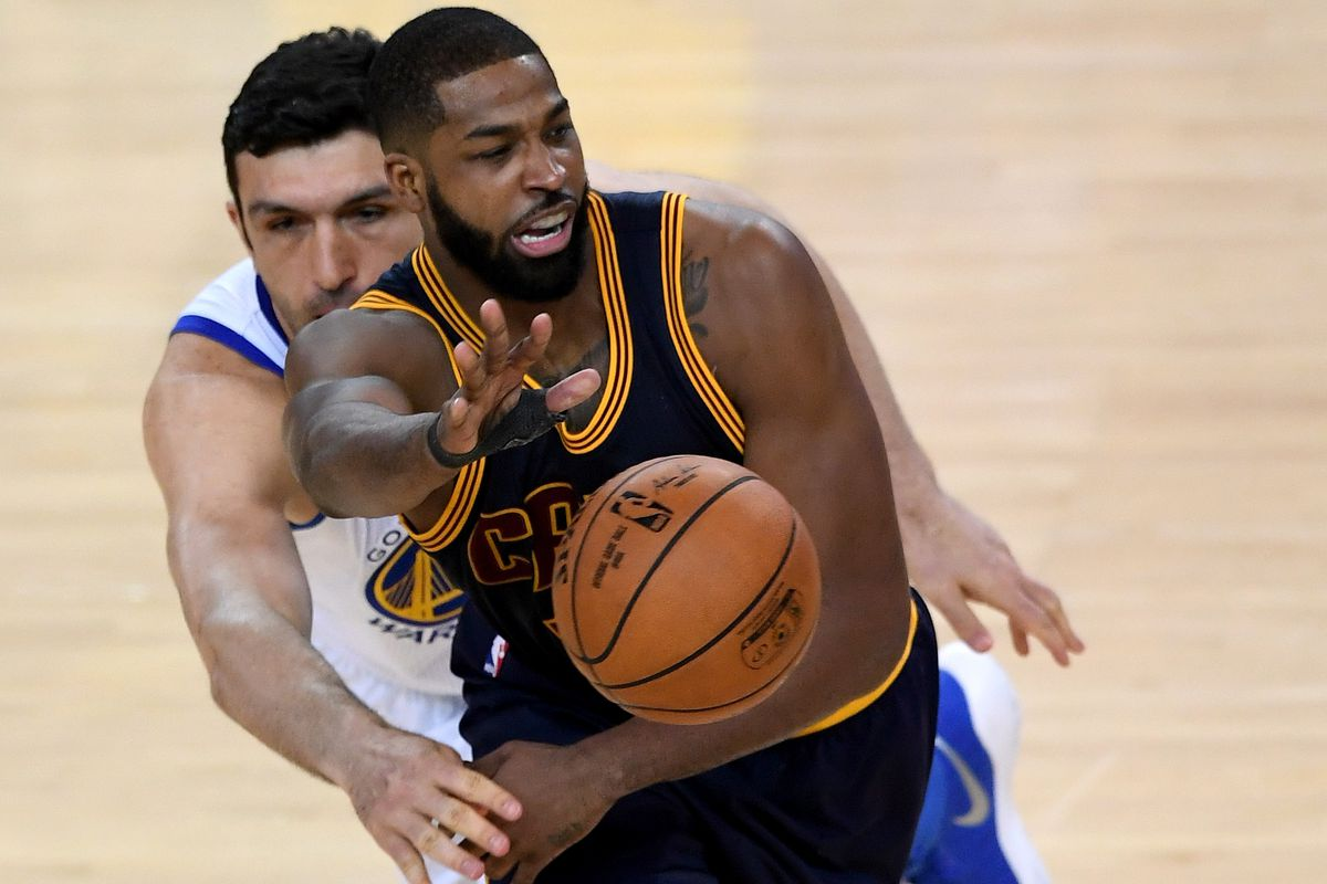 How the Warriors neutralized Tristan Thompson - Golden ...