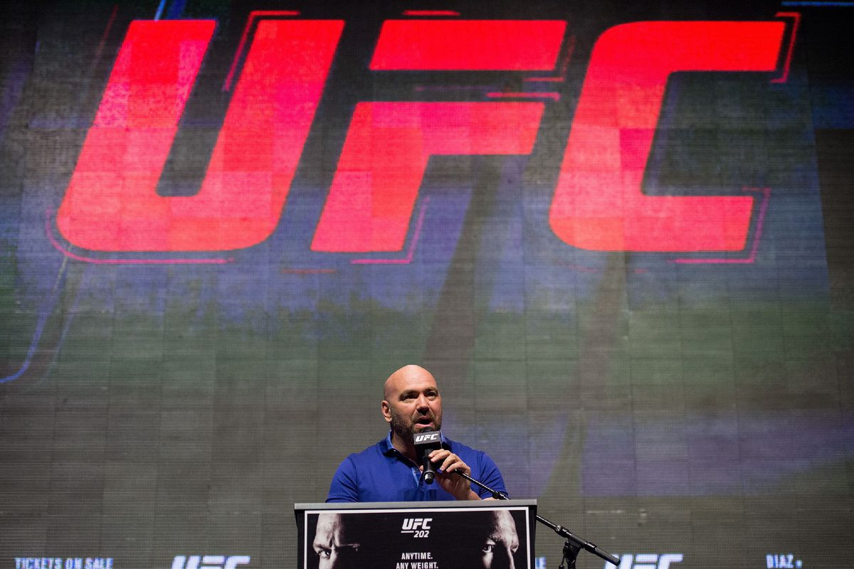 Dana White (GettyImages)