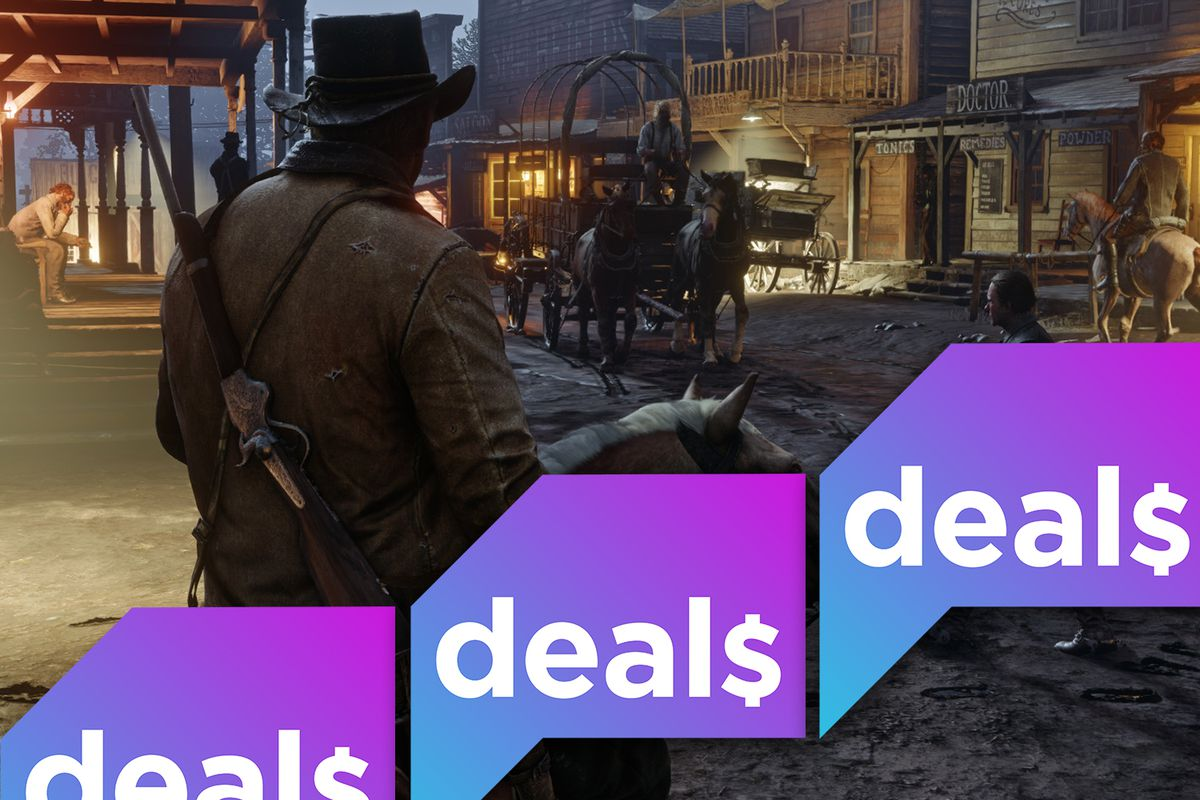 Best Gaming Deals Memorial Day Sale Nintendo Switch Vouchers And More Polygon
