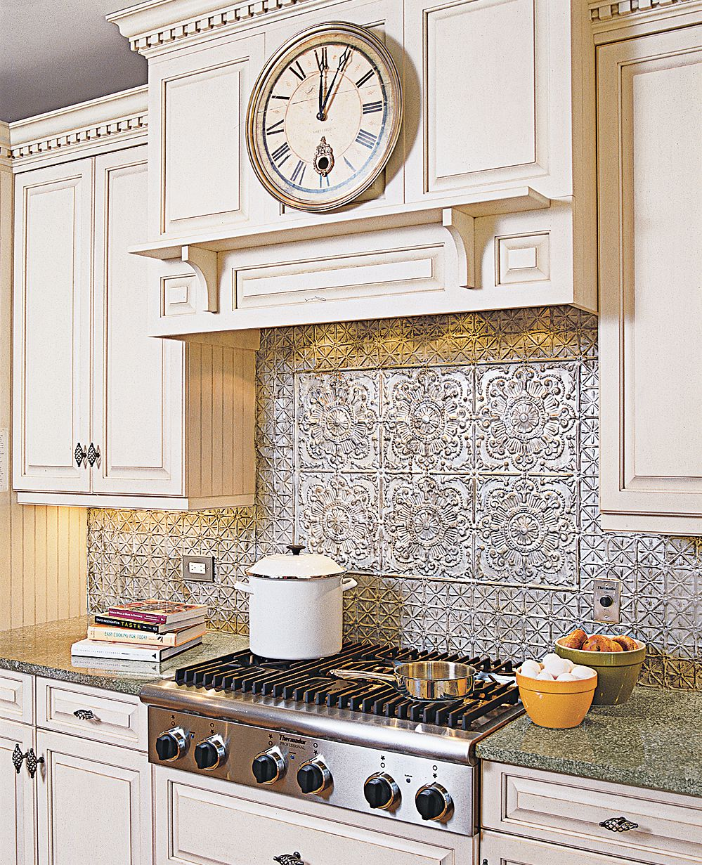 What Are The Best Backsplash Materials For Your Kitchen This Old House