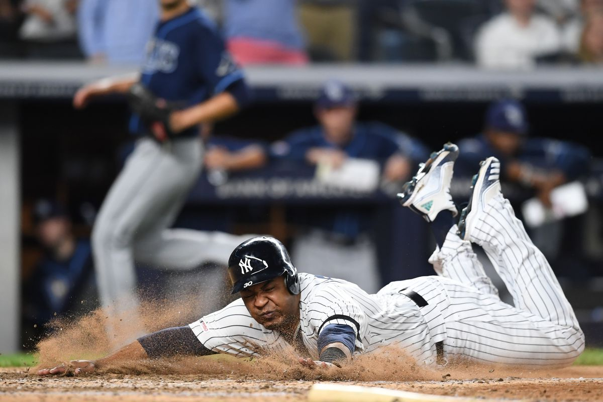 Tampa Bay Rays v New York Yankees - Game Two