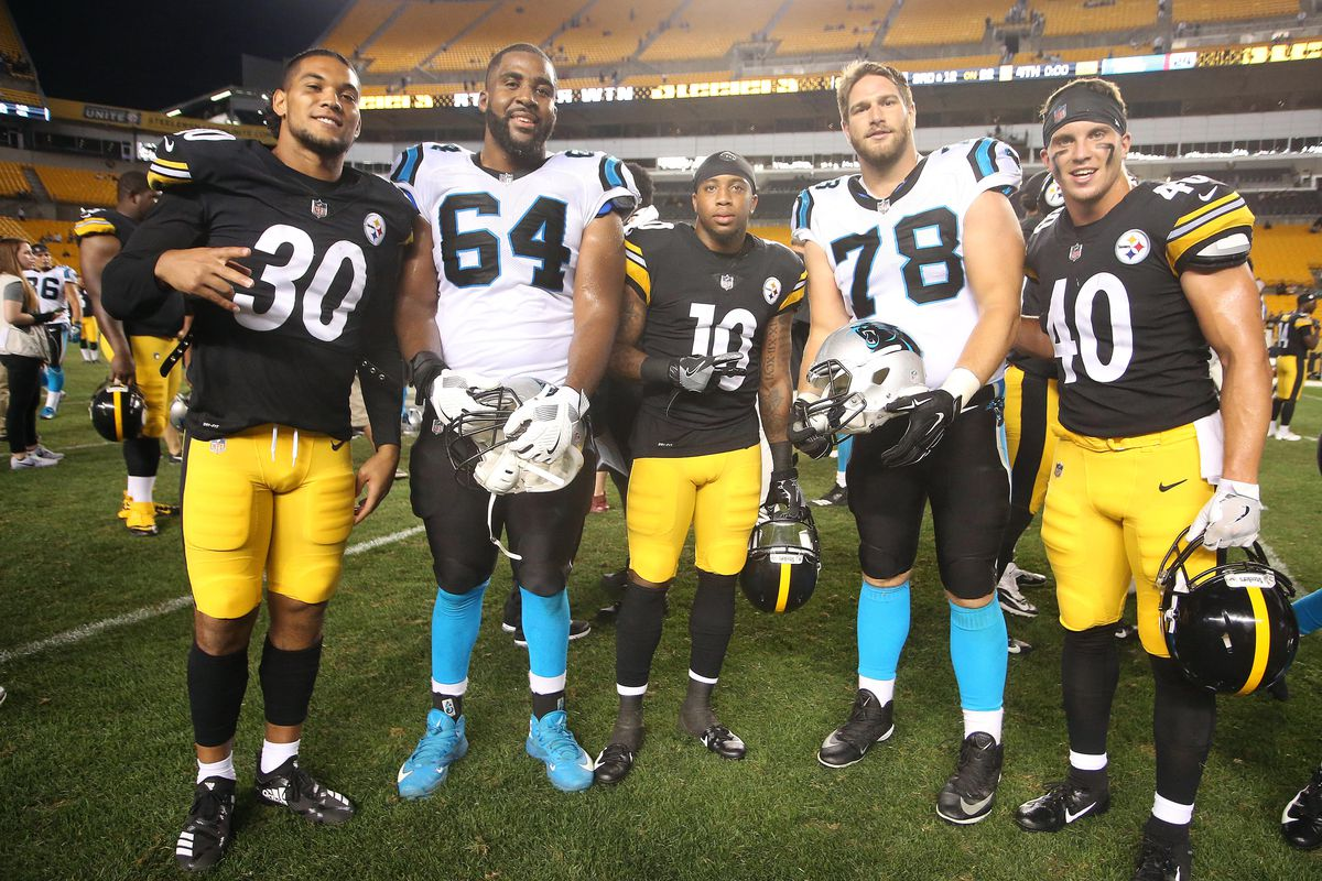 24ab6b5d Steelers vs. Panthers: 5 reasons to watch 'Thursday Night Football ...