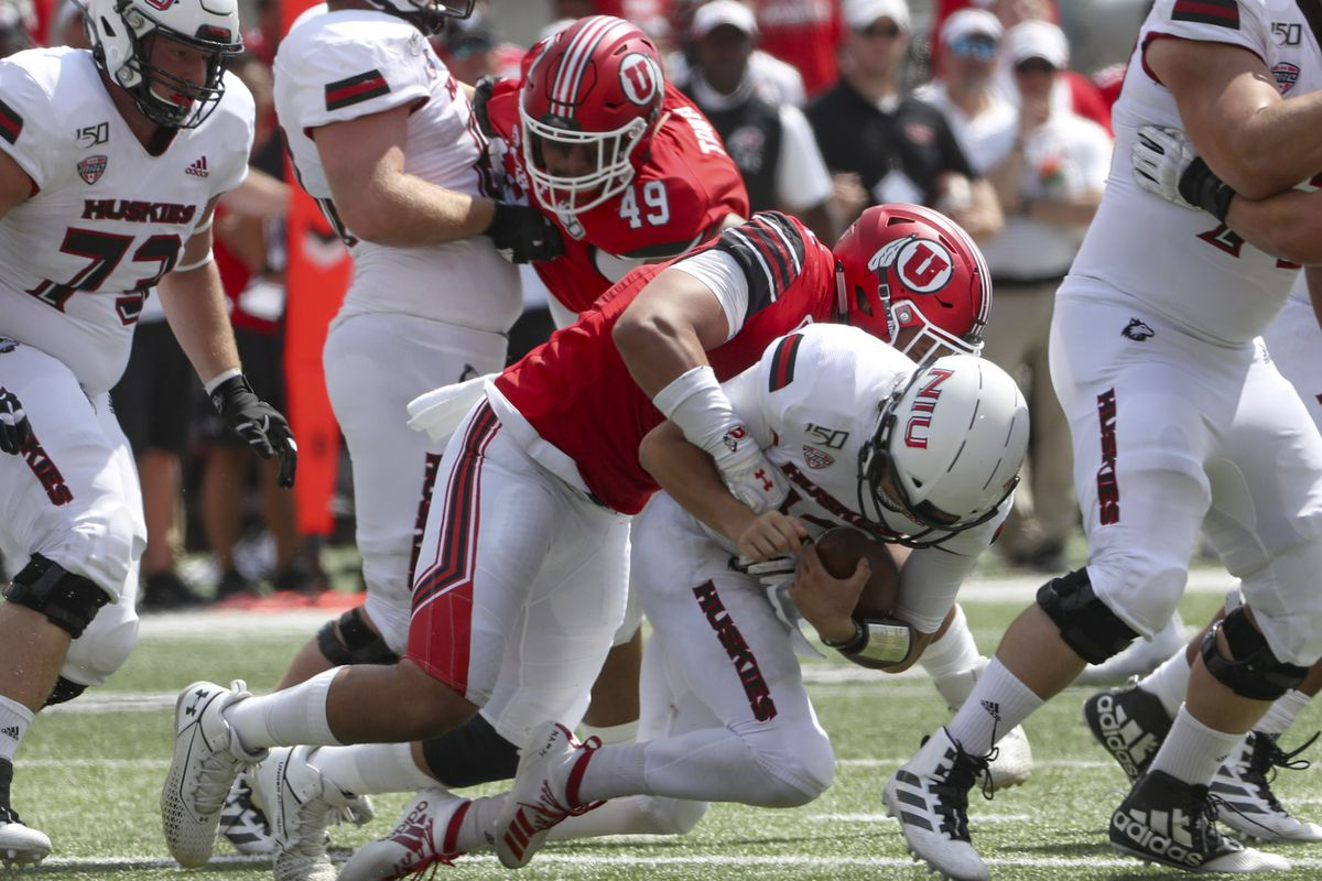 Stingy sack exchange: Utes don't allow them and Anae is racking them up